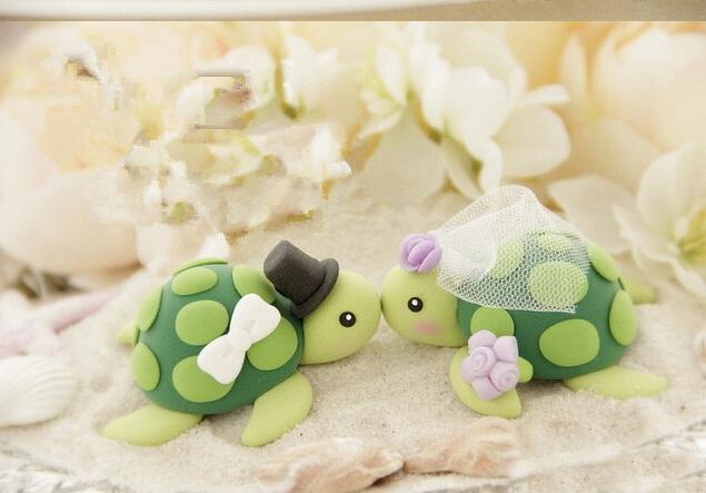 【相亲相爱的一对对儿】几款可爱又很萌的小动物软陶